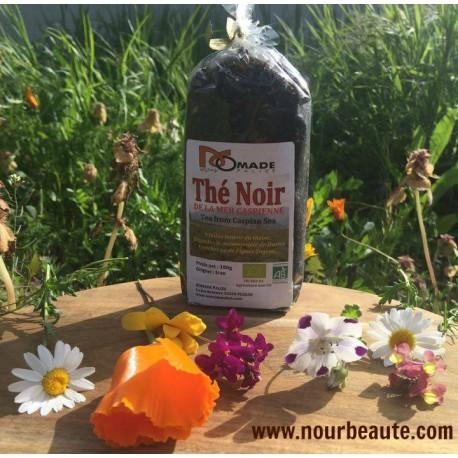 Thé Noir Bio de la Mer Caspienne, Nomade Palize, 100 gr