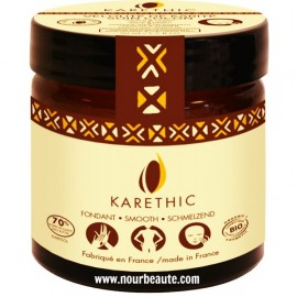 Karethic, Velouté de Karité Bio, Soin Cocon, 50 ml.