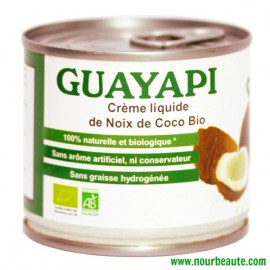 Guyapi Crème de Coco Bio, 200 ml