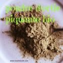 Ortie Piquante Bio en Poudre, 100 gr