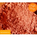 Argile rouge pure et naturelle, 100 gr