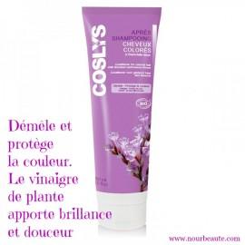 Coslys, Après-shampoing Bio Cheveux colorés, 250 ml