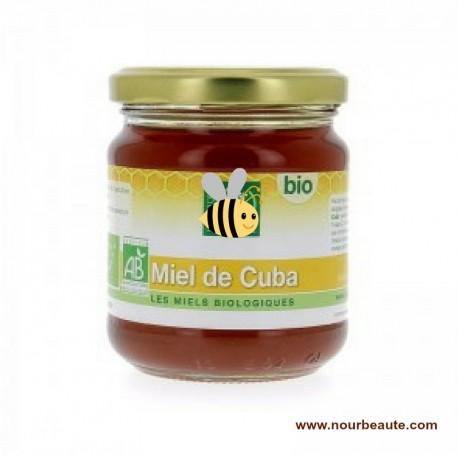 Miel de Cuba Bio, 250 Ml.