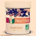 Guarana bio en poudre, 100 Gr. Fructivia