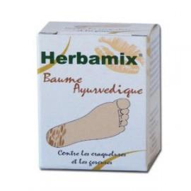 Herbamix Baume Ayurvédique Gerçures & Craquelures ,20gm