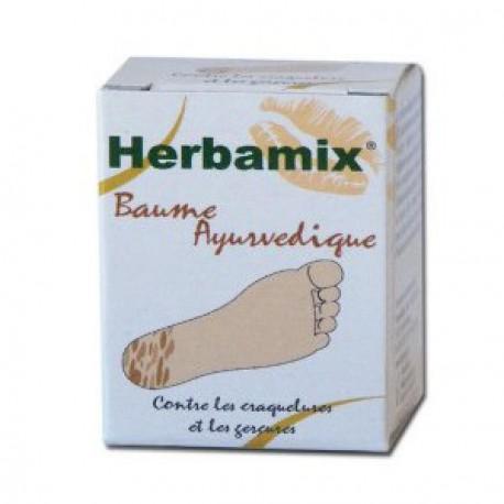Herbamix Baume Ayurvédique Gerçures & Craquelures ,20gms