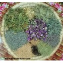 Henné aux plantes préparé par un herboriste. Maroc. 100 Gr