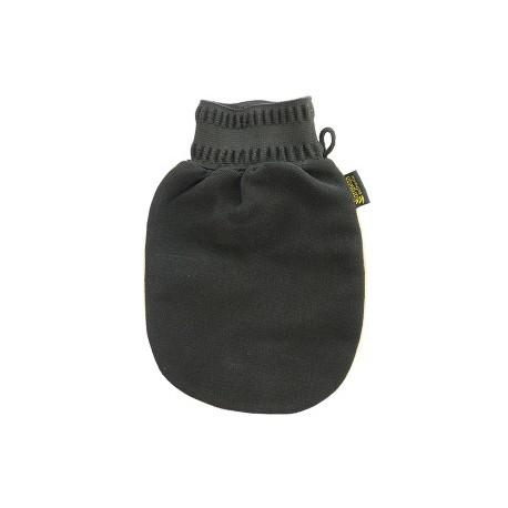 Gant kessa pour le gommage du corps au savon noir