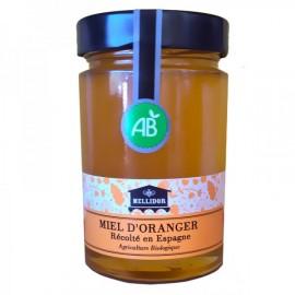 Miel d'Oranger Bio, 500 Gr, Mellidor