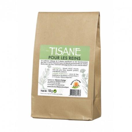 Tisane pour les Reins, 9 plantes. Docteur nature. 510gr, ( pour 30 jours)
