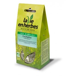 Eucalyptus bio. La vie en herbes. 60 Gr