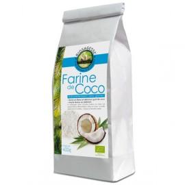 Farine de coco bio. Ecoidée. 400 Gr