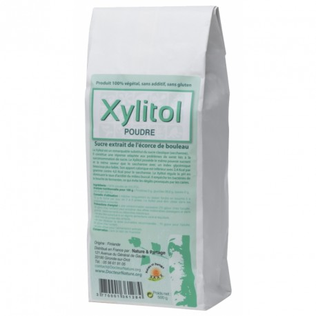 Xylitol, 500 Gr