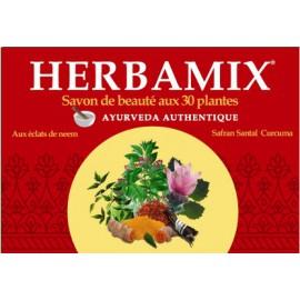 Herbamix Savon de Beauté aux 30 plantes , 125 gr