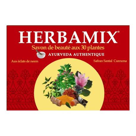 Herbamix Savons aux 30plantes
