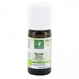 Huile essentielle de tea tree bio, 10 ml.