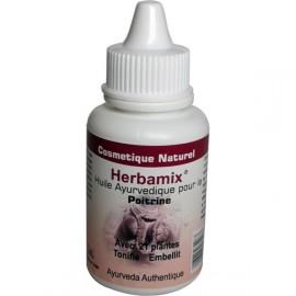 Huile poitrine et cou. Herbamix 50ml