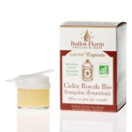 Gelée Royale, 100% Bio et Pure, Non Congelée, 25 Gr