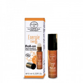 Roll-on Energie BIO - 10 ml Elixirs & Co