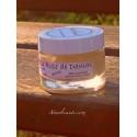 Beurre de Karité à la Rose, 30ml, Pot en verre
