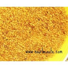 Fenugrec, Graines Bio, 50 gr