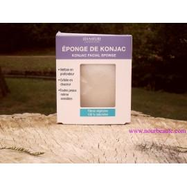 Eponge Konjac pour le Visage (Toutes Peaux) Léa Nature Laboratoire