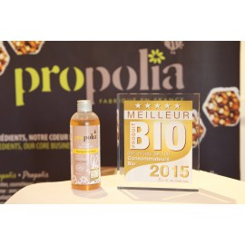 Propolia Shampoing Doux Bio, Miel Bio & Bambou, 200ml