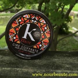 K pour Karité, Cire Coiffante Naturelle