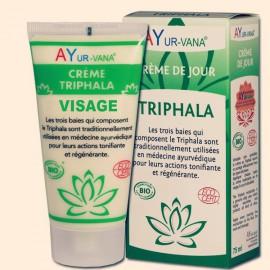 AYUR-VANA , Crème de Jour Triphala, 75ml