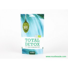 Purasana, Total Detox, Raw Food Super Food Bio, 250 Gr