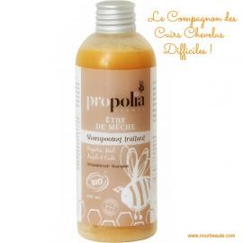 Propolia, Shampoing Traitant : Propolis, Miel, Argile & Cade,200 ml