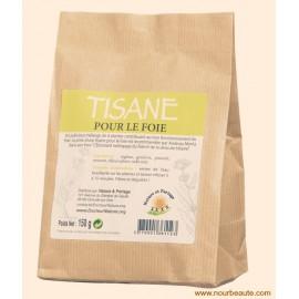 Tisane pour le Foie avec 6 Plantes, 150 Gr