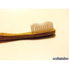 eco bamboo, brosse à dents en bambou